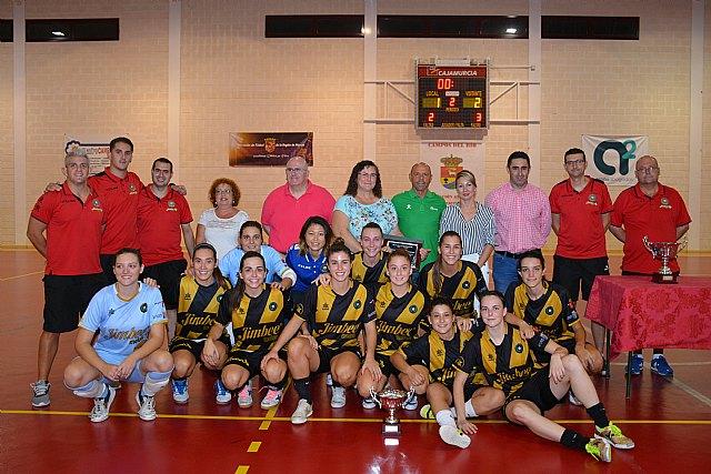 Las chicas del Universidad de Alicante se alzan con el III Jimbee Melón en Campos del Río - 3, Foto 3