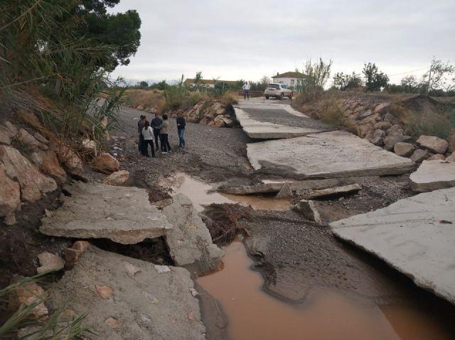 El Ayuntamiento de Puerto Lumbreras solicitará al Gobierno de España la declaración de zona afectada gravemente por emergencia de protección civil - 1, Foto 1