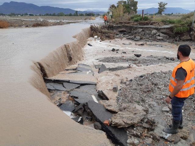 El Ayuntamiento de Puerto Lumbreras solicitará al Gobierno de España la declaración de zona afectada gravemente por emergencia de protección civil - 2, Foto 2