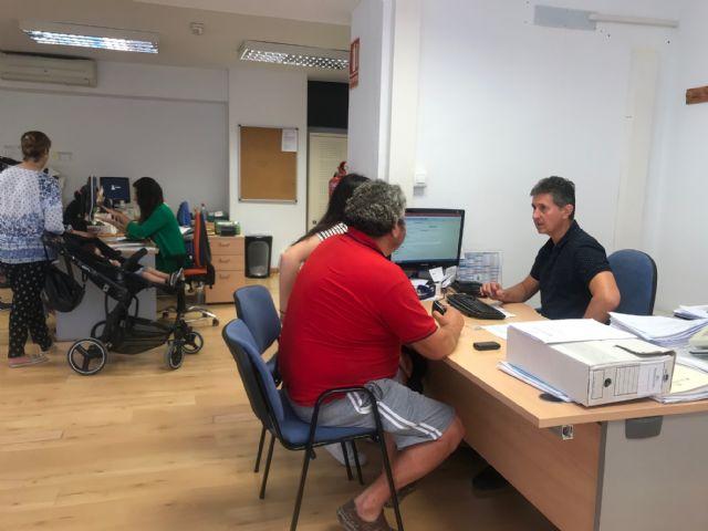 La Oficina de Atención y Apoyo a los Afectados por las inundaciones comienza su actividad en Torre Pacheco - 2, Foto 2