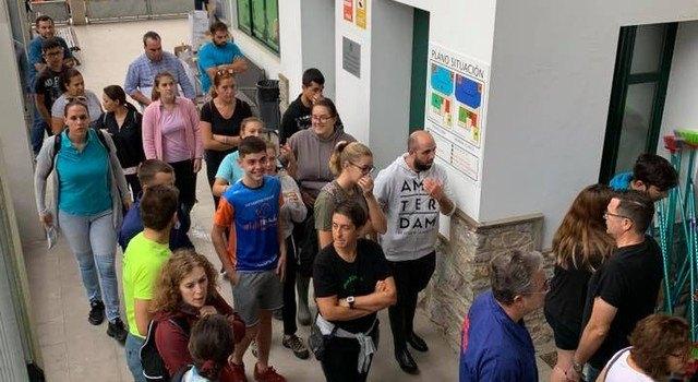 San Javier abre un centro de donaciones para los afectados por las inundaciones - 1, Foto 1