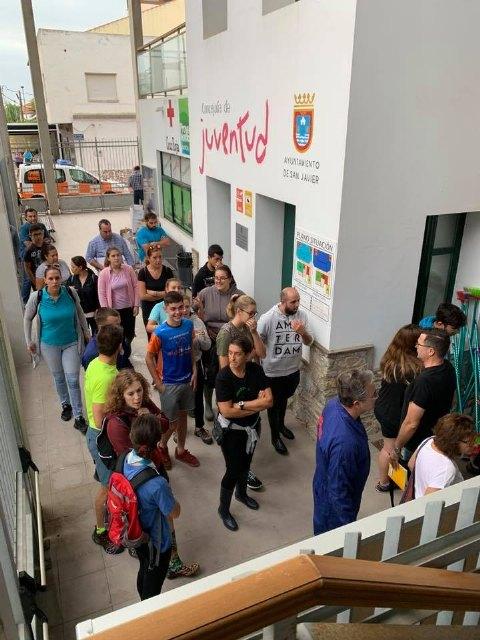 San Javier abre un centro de donaciones para los afectados por las inundaciones - 2, Foto 2