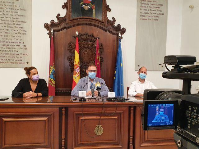 El Ayuntamiento de Lorca habilita un teléfono gratuito de consulta sobre las medidas de la fase 1 flexibilizada - 1, Foto 1