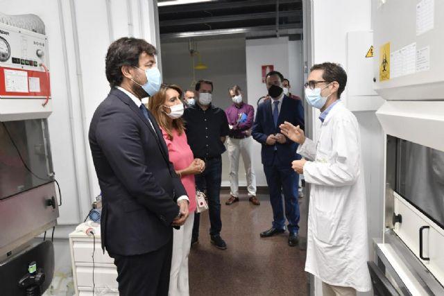 Cinco proyectos del IMIB reciben financiación de la Fundación Séneca para investigar sobre la Covid-19 - 2, Foto 2