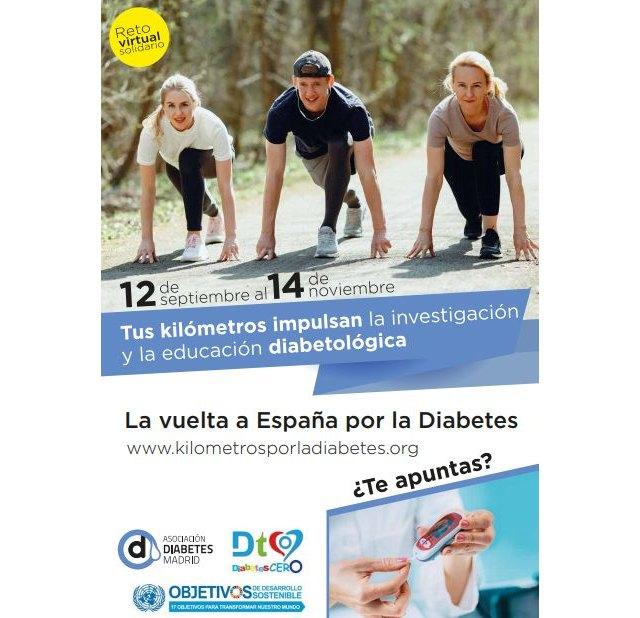 La vuelta a España por la Diabetes pasará por Cartagena - 1, Foto 1