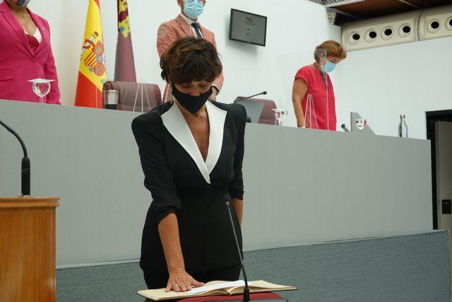 La Asamblea roza la paridad con la incorporación de la diputada socialista María Hernández Abellán - 2, Foto 2