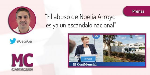 MC exige la dimisión de Noelia Arroyo por saltarse la cuarentena y abusar de medios comunitarios - 1, Foto 1