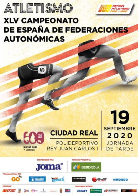 Selección FAMU y plan de viaje para el XLV Campeonato de España de Federaciones Autonómicas - 1, Foto 1