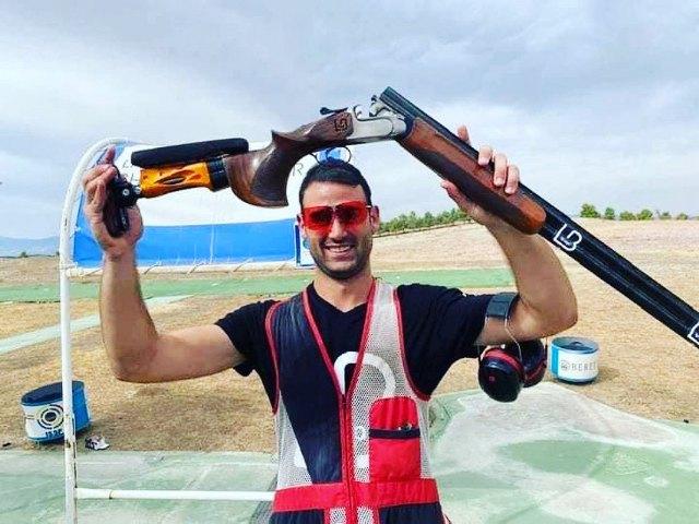 El tirador ciezano Diego José Sánchez Montiel, campeón en Granada - 1, Foto 1