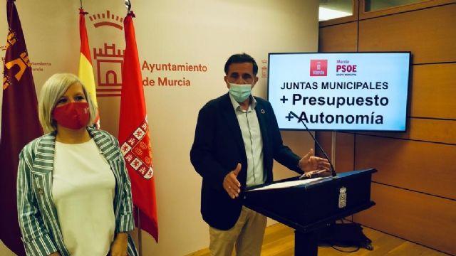 El PSOE acusa al Gobierno municipal de un abandono insoportable de los barrios y pedanías que hace peligrar su subsistencia - 1, Foto 1
