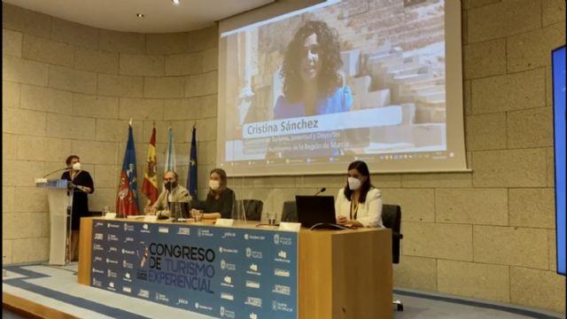 La Región de Murcia participa en el Congreso Nacional de Turismo Experiencial en Lugo, Foto 1