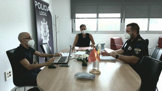 La Policía Local de Archena visita y controla a diario el total de viviendas con casos positivos de coronavirus - 1, Foto 1