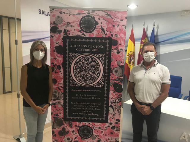 La Concejalía de Cultura presenta las bases de participación en el XIII Salón de Otoño - 1, Foto 1
