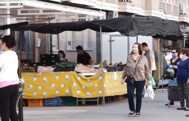 El Mercado Semanal del Parque de la Compañía de Molina de Segura no se adelanta este año al viernes y se mantiene el sábado 19 de septiembre - 3, Foto 3