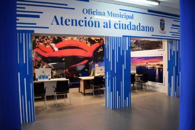 La oficina de atención al ciudadano de Puerto de Mazarrón abre sus puertas en la plaza de abastos - 1, Foto 1
