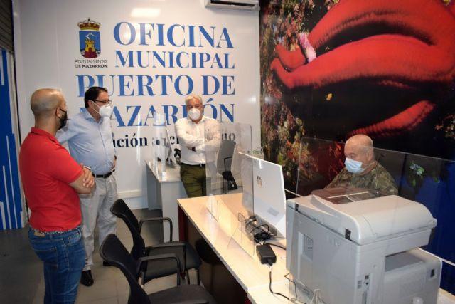 La oficina de atención al ciudadano de Puerto de Mazarrón abre sus puertas en la plaza de abastos - 2, Foto 2