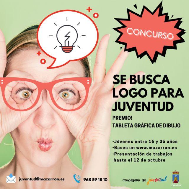 El ayuntamiento convoca un concurso para elegir el nuevo logotipo destinado a ser la identidad corporativa de la Concejalía de Juventud - 1, Foto 1