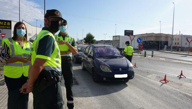 Las distracciones al volante han provocado el 44% de los accidentes con víctimas mortales en 2021 en la Región de Murcia - 1, Foto 1