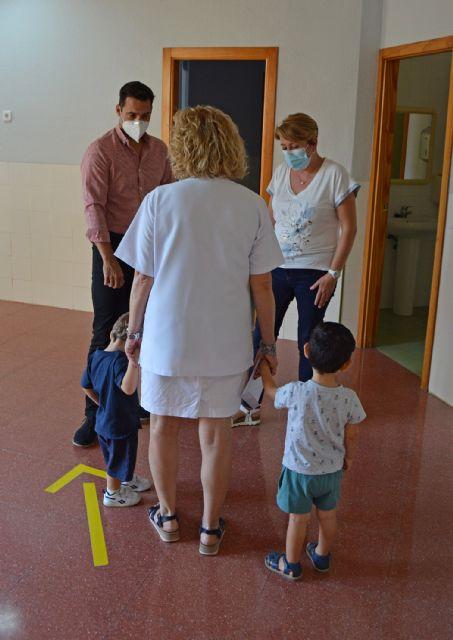 112 menores comienzan el curso en las escuelas infantiles municipales de Las Torres de Cotillas - 2, Foto 2