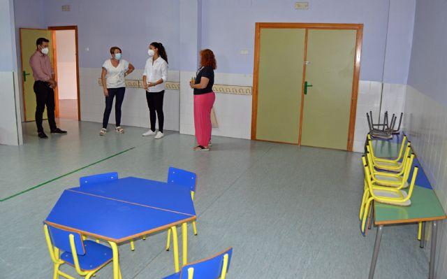 112 menores comienzan el curso en las escuelas infantiles municipales de Las Torres de Cotillas - 5, Foto 5