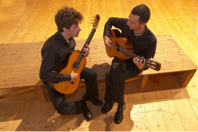 Continúa el ciclo Clásicos en los museos con los dúos Al Océano y Salvatore Seminara en el Archivo Municipal - 1, Foto 1