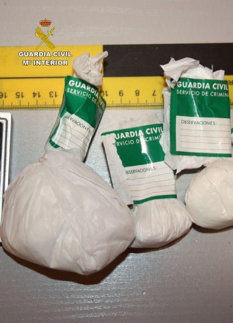 La Guardia Civil desmantela un activo punto de venta de droga en Ceutí - 4, Foto 4