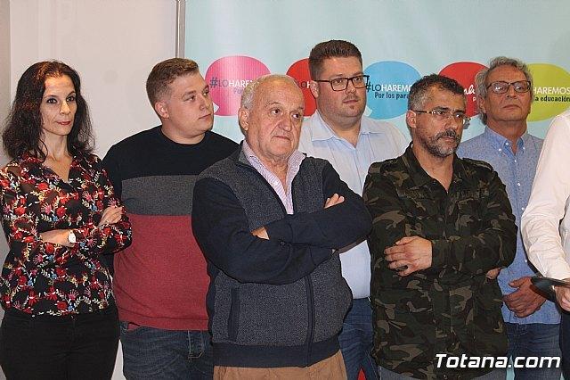 Víctor Balsas presenta su precandidatura a las primarias del PSOE - 3, Foto 3