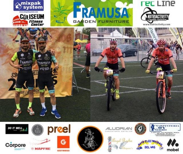 Victoria del Framusa Saltamontes en la 2 Reinos MTB Race en categoría parejas - 4, Foto 4