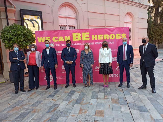 Premio Bankia Joven Empresario 2020 - 1, Foto 1