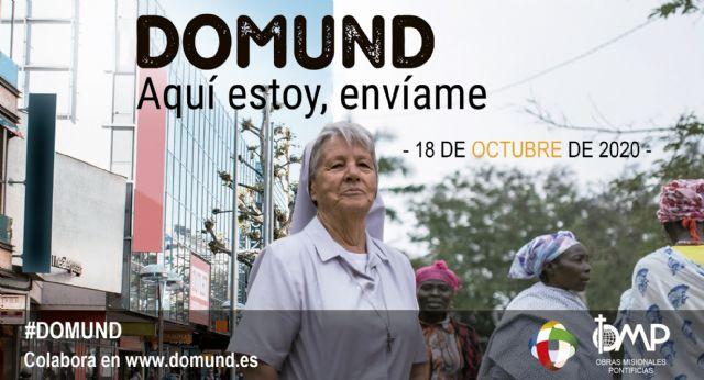 La campaña del Domund recuerda que todo bautizado está enviado a la misión - 1, Foto 1