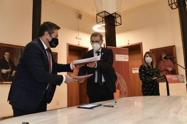 La Sede Permanente de la Universidad de Murcia en Alcantarilla fomentará la formación, la cultura y el deporte en el municipio - 3, Foto 3