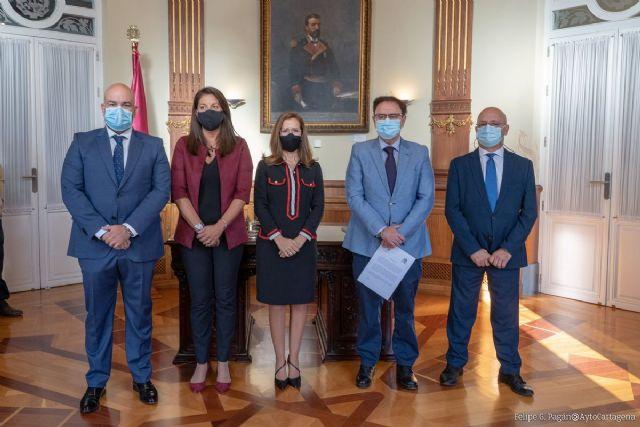 El Consejo Económico Administrativo de Cartagena renueva sus vocales - 1, Foto 1