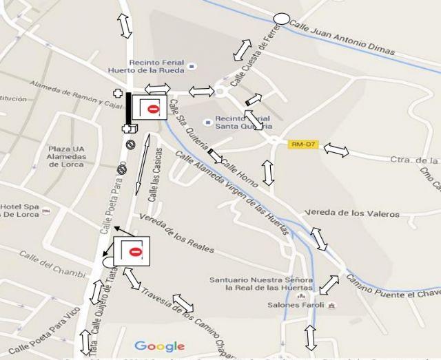 El Ayuntamiento de Lorca llevará a cabo labores de poda y mantenimiento del arbolado situado en la calle Poeta Para Vico - 2, Foto 2