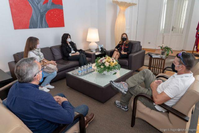 La alcaldesa ordena la publicación de las bases del concurso de promoción interna de auxiliares administrativos del Ayuntamiento de Cartagena en el BOE - 1, Foto 1