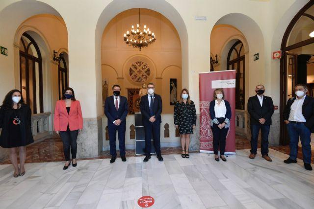 Alcantarilla y la Universidad de Murcia colaboran para fomentar la formación, la cultura y el deporte en el municipio - 1, Foto 1