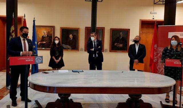 Alcantarilla y la Universidad de Murcia colaboran para fomentar la formación, la cultura y el deporte en el municipio - 3, Foto 3