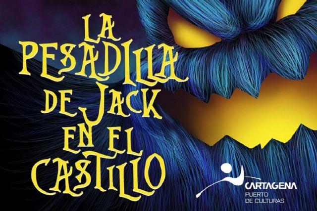 Cartagena Puerto de Culturas ofrece un pase especial de La Pesadilla de Jack tras agotarse los programados en Halloween - 1, Foto 1