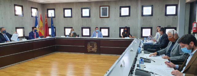 El Foro de Coordinación Interadministrativa del Mar Menor celebra un nuevo encuentro en San Pedro del Pinatar - 1, Foto 1