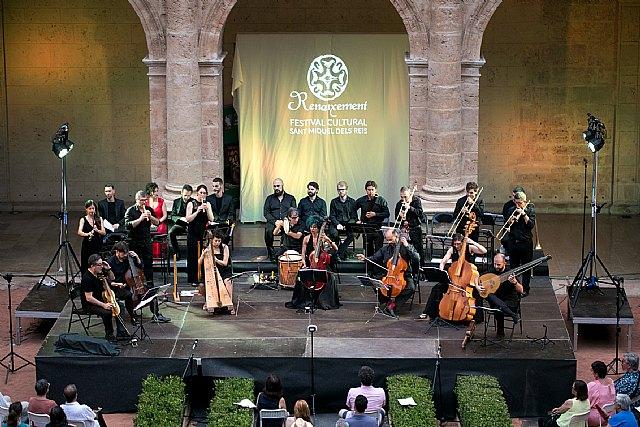 Capella de Ministrers publica el disco Germanies con músicas de guerra y paz del Renacimiento europeo - 1, Foto 1