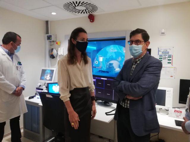 La Arrixaca estrena un sistema que mejora la experiencia de los pacientes infantiles en la prueba de la resonancia magnética - 1, Foto 1