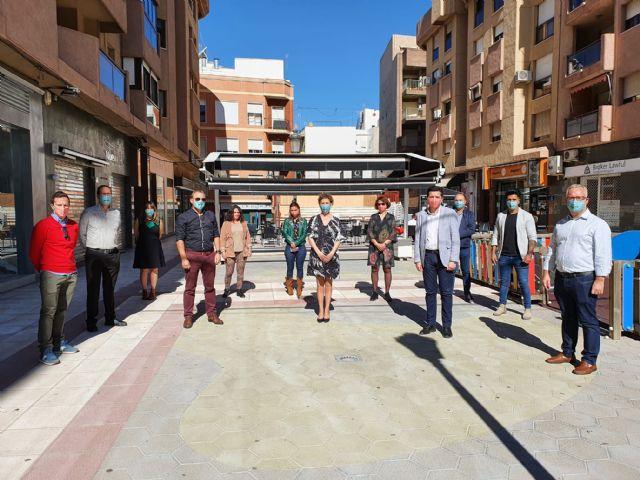 Comerciantes y hosteleros de Molina de Segura, embajadores de la campaña municipal de comunicación HISTORIAS CON FINAL COVID - 2, Foto 2