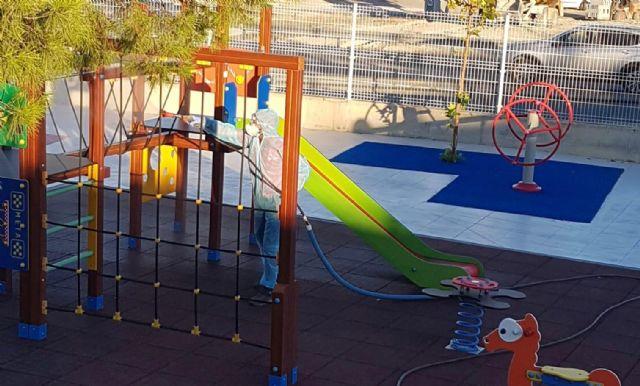 El Ayuntamiento de Lorquí abre los parques y jardines - 2, Foto 2