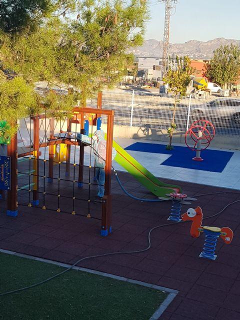 El Ayuntamiento de Lorquí abre los parques y jardines - 4, Foto 4