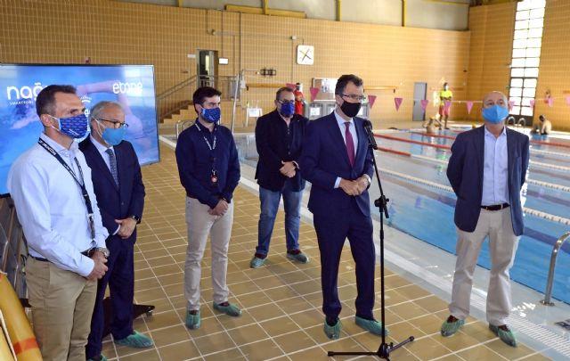 Murcia, la primera ciudad de España que implanta el Sistema Inteligente de piscinas y garantiza la seguridad frente al COVID - 1, Foto 1