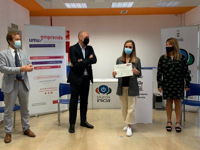 Longseq Applications obtiene el premio al mejor proyecto del VII Premio CIM-M y Cátedra de Emprendedores - 2, Foto 2