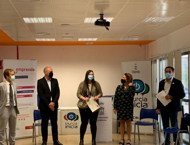 Longseq Applications obtiene el premio al mejor proyecto del VII Premio CIM-M y Cátedra de Emprendedores - 4, Foto 4