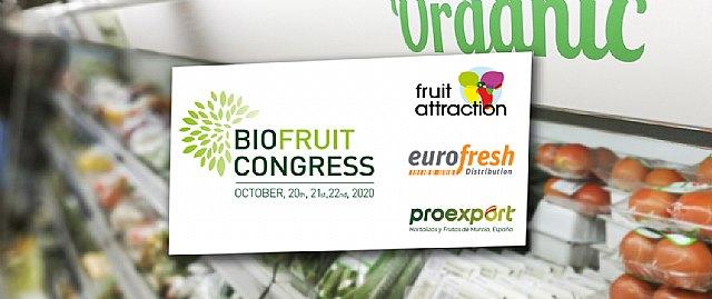 Biofruit Congress organiza tres sesiones ´online´ el 20, 21 y 22 de octubre a través de la plataforma Fruit Attraction Live Connect - 1, Foto 1