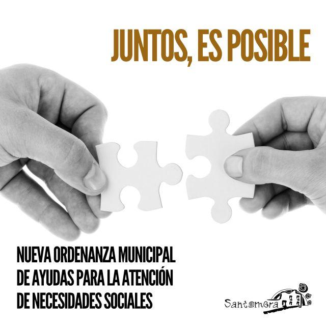 Las ayudas sociales se repartirán con mayor justicia y llegarán a más familias - 1, Foto 1