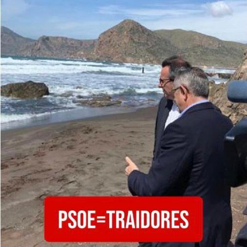 PP: PSOE y Podemos votan no a continuar la regeneración de la bahía de Portman - 1, Foto 1