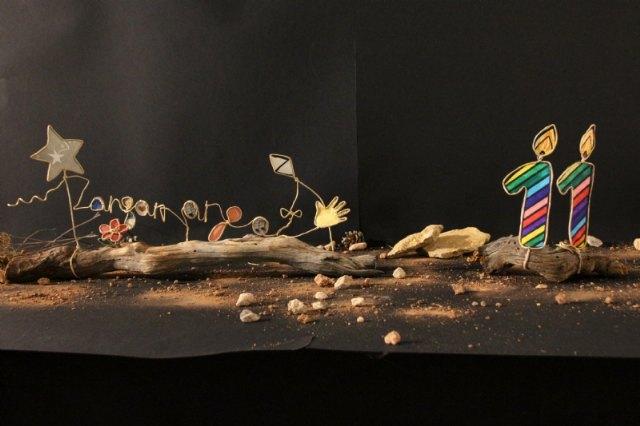 El centro municipal de atención psicosocial presenta la exposición Zangamanga 11, Foto 1